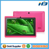 "7"" allwinner a33 q88 tablet pc android 4.0 1.2ghz ram ddr3 512mb rom 4gb tablet pc"