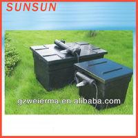 SUNSUN Hot Sale 12000L/h Efficient Purfication Bio Filter For garden Pond