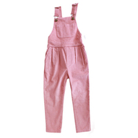 Childrens Boutique Clothing Fall 2015 Sweet Pink Girls Braces Leisure Baby Girl Clothes Girls Pants China Wholesale Clothing