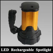 Car cigarette lighter Hand-held spotlight supplied High/Low/SOS