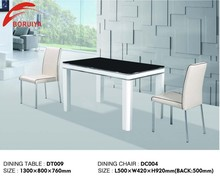 dining table set/wooden dining set with four/six/eight chairs