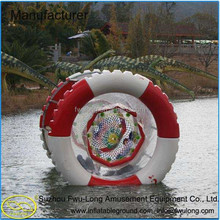 TPU material inflatable floats and tubes for sale