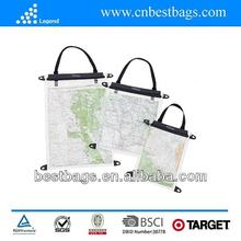 2014 fashion PVC Waterproof Map case