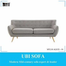 Dongguan furniture modern fabric sofa/living room furniture MY218 ALICE