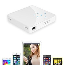 Android mini projector hot sell Praytech latest projector mobile projector