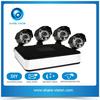 hot new 4ch mini full D1 outdoor low cost dvr cctv camera , 4ch cctv dvr kit