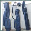 PU leather golf pencial bag,pencial bag golf,golf sunday bag