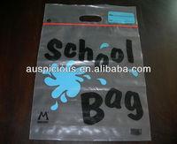 PE ziplock handle bag