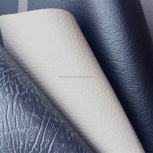 Embossed Pattern car seat cover pvc artificial leather HX512