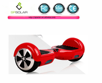 Hot mini hoverboard smart balancing electric scooter with bluetooth two wheeled self balancing scooter