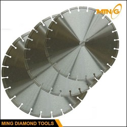 High Frequency Silver Welded Road Cutting Tools Asphalt Cutter Asphalt Cutting Disc