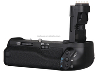 Hot selling camera Battery Grip for Canon 70D, by Pixel Vertax E14