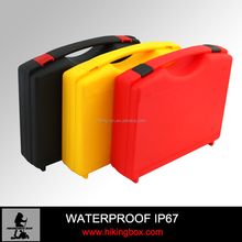 IP67 plastic carrying case Hard pp portable blow mould Plastic packing Case