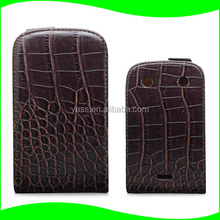 Cell Phone Accessories for Blackberry 9900 Phone PU Leather Flip Smart Mobile Phone for Blackberry 9900 Case Cover