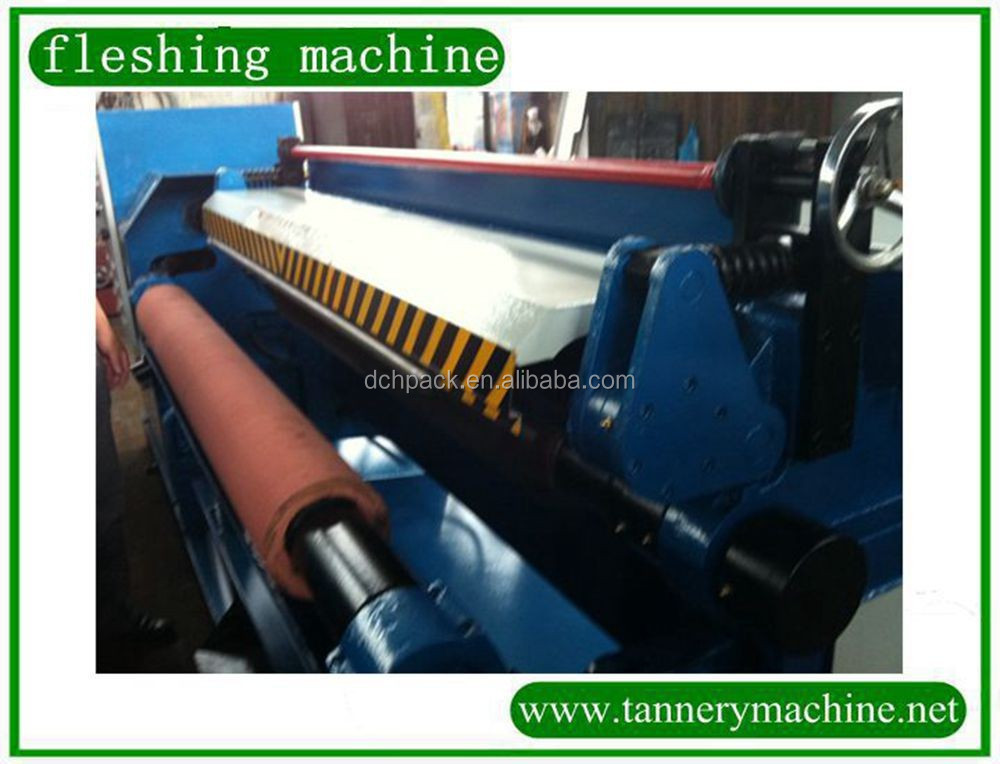 used fleshing machine for sale