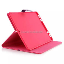 stand wallet leather pearlized case for samsung galaxy Tab T815 9.7 Inch