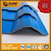 New types building materials ASA coated PVC corrugated roofing sheet for mobile home