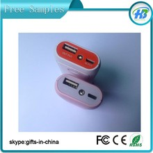Free Samples mobile phone corporate gifts powerbank solar