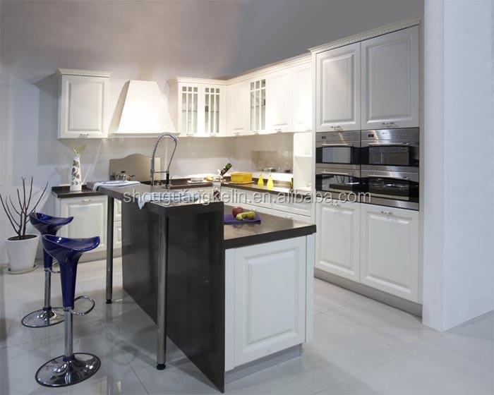 2015 ventas calientes melamina mdf mueble cocina cocinas ...