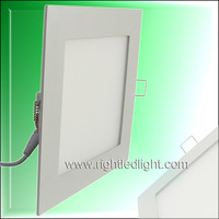 2015 Hot Sale 12W CE Approved LED Panel Light, High Lumen Square LED Panel LIght, Epistar LED Panel Light