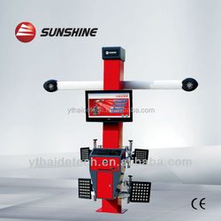"""""""SUNSHINE""""brand 3D wheel alignments,CE certificated"""