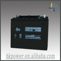 Best price lead acid rechargeable battery 12v 38ah