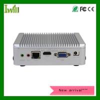 aluminum pc case ultra low power mini pc gamepad for HTPC