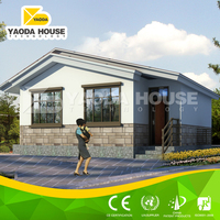 China new design prefab modern steel houses