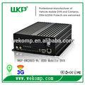 4 canales HDD 3G / WIFI / GPS DVR móvil