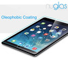 Top Quality Japan Asahi Glass with AB Glue Premium Nuglas Tempered Glass Screen Protector for iPad Mini 4