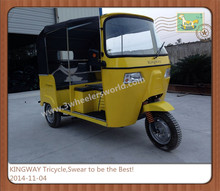 2015Trikmoto New Designed Passenger Loading Three Wheeler Tricycle For Sale