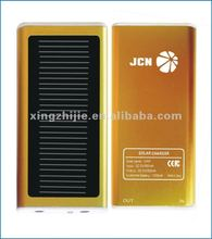 2012 latest portable solar charger battery