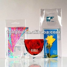 transparent PVC packing box for cosmetic