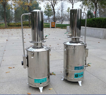 auto fill water distiller for laboratory equipment