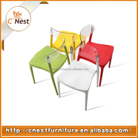 Popular Colorful Modern Metal Chair Design For Restaurant For Hotel Furniture