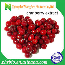 Factory supply high quality cranberry extract 20:1