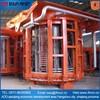 High quality cheap custom 100kg~70t capacity furnace for melting brass