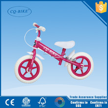 high quality new design made in China export oem balance bike/child bicycle no pedal