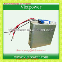 48V 30Ah lifepo4 Battery Pack for ebike with BMS