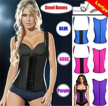 Super quality stylish young girl sexy latex rubber corsets