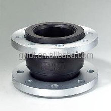 JGD-A flexible Rubber Expansion Joint with flange
