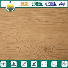 Waterproof laminate flooring bathroom, composites material
