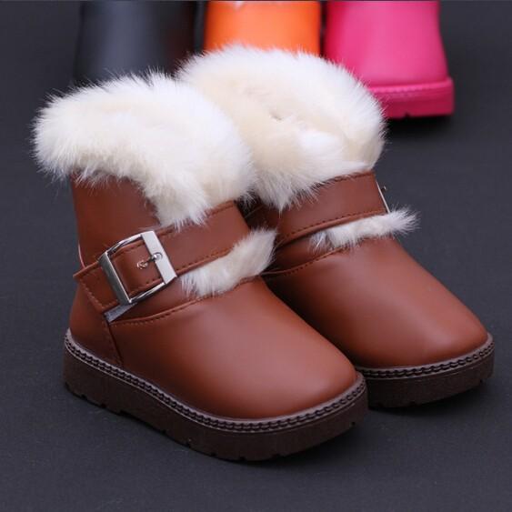 Ботинки для мальчиков 3 10 Мех