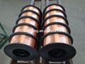 China fábrica de buen proveedor co2 material de soldadura de alambre 0.8mm-1.6mm en alta calidad