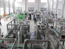 hot liquid Carbonated Drinks High Quality Oil Washing/Filling/Capping Machine