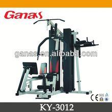 multi gym equipment 5-station home gym machines/multi gym station