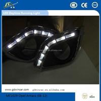 12V Super Brighterness LED Lamp Car Led Lighting/DRL for Opel Antara Lamp Auto LED Daytime Running Light (2008-2012)