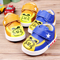 wholesale china manufacturer soft leather cheap cute adult baby shoes