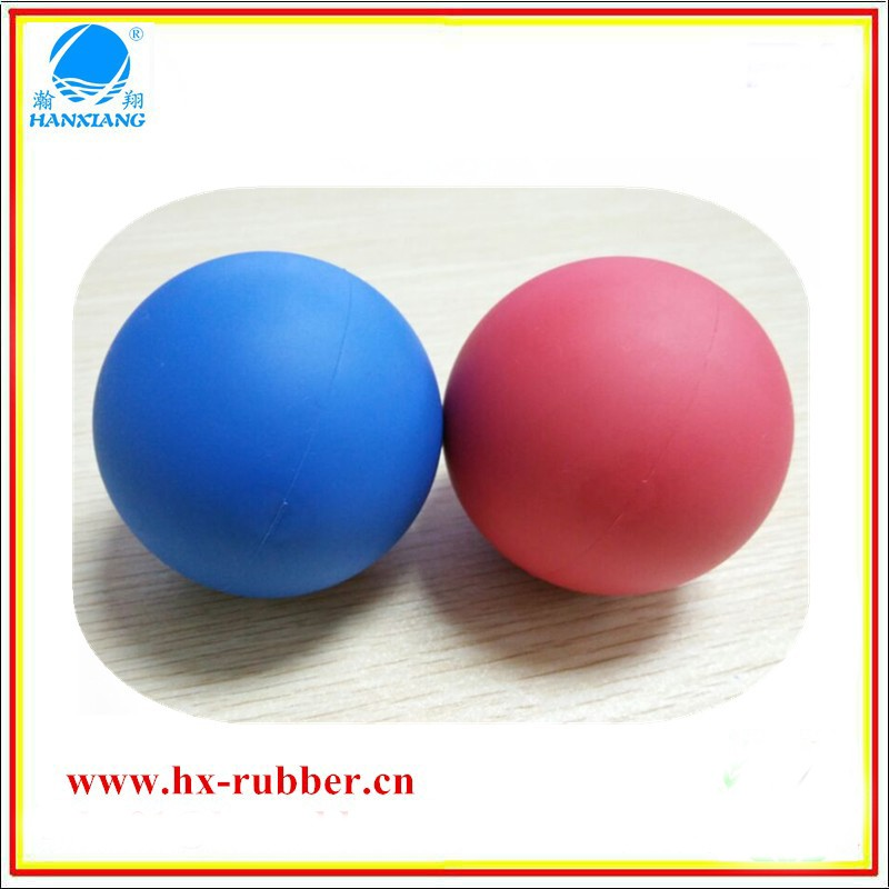 rubber silicone bouncing ball 5