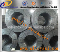 China manufacturers calcium silicon ferroalloys from alibaba gold member